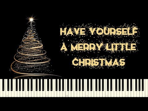 ♪ An Coong Piano Cover: Have Yourself A Merry Little Christmas - Sam Smith (Piano Tutorial)