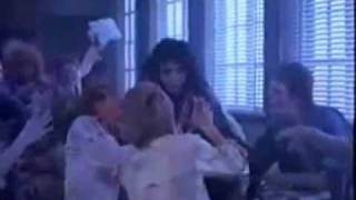 Twisted Sister/ Alice Cooper- Be Chrool To Your Scuel Official Music Video Reversed
