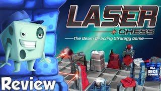 Laser Chess Review - with Tom Vasel