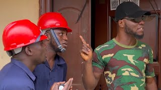 NEPA BOYS & THE SOLDIER 🤣 || Latest Nigerian Comedy Movie 2021