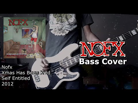 Nofx - Xmas Has Been X'ed [Bass Cover] mp3