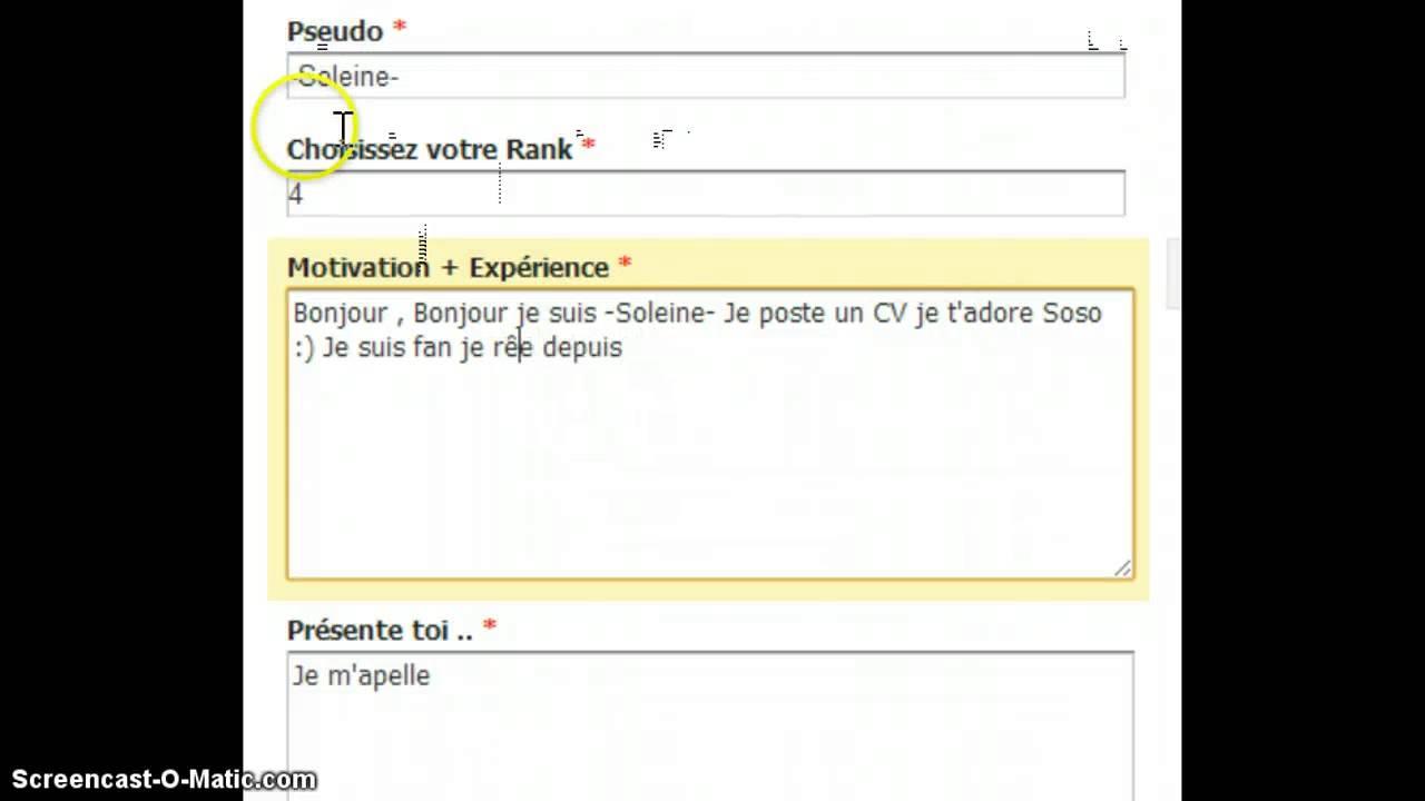 post u00e9 un bon cv sur habbo-alpha