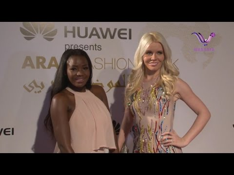 Arab Fashion  Week 2016 - Massaya TV
