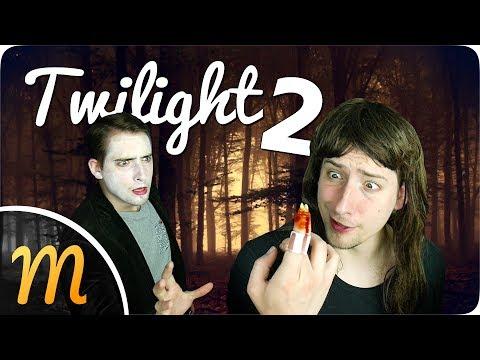 LE RETOUR DE TWILIGHT ! - EDWARD DANS LE RÔLE DE CASPER