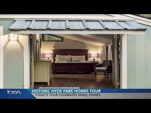 Austin Neighborhood Hosts Tour Of Historic Homes