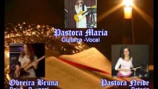 Grindcore de Jesus - Pastora Maria (3 músicas)