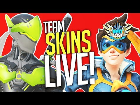 Overwatch - FREE SKIN! NEW SKINS LIVE! Overwatch League Tokens!