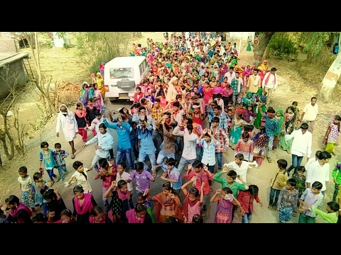 Aadivasi Dance video jhabua District Chhaktala 2017