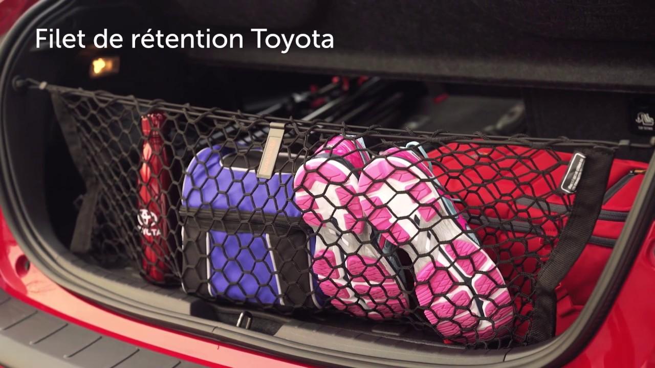 qualité fiable prix recherche d'authentique Ajoutez des accessoires à votre Toyota Yaris Hatchback