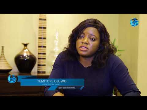 Temitope Oluwo, Executive Secretary at NABG (Nigeria Agribusiness Group)