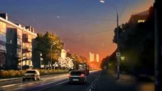 """Мультфильм о Екатеринбурге """"Я люблю тебя"""""""