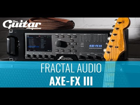 Fractal Audio Systems Axe-Fx III with Darran Charles | TGM G