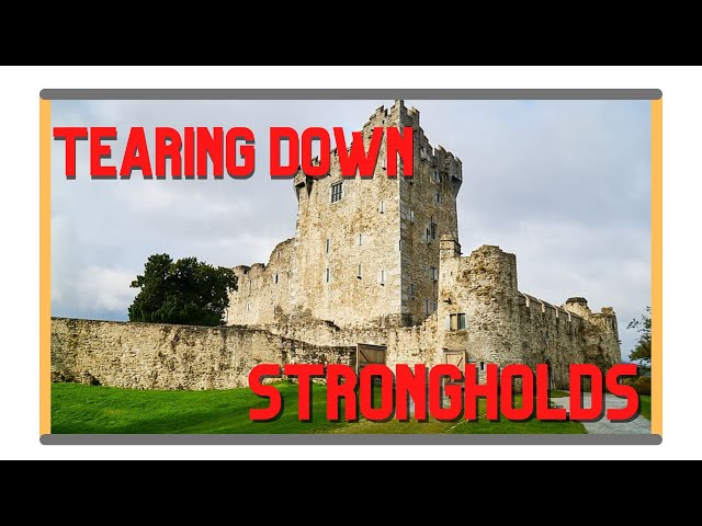AntiochCorinth.Tearing Down Strongholds (2 Cor. 10:3-5)