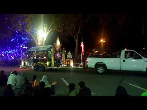 Christmas tree lighting in Fremont California... Shot with Moto G5s Plus & Zhiyun Smooth Q....