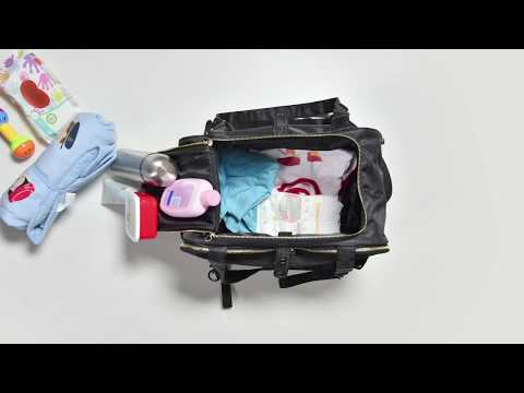 EK Luxe Travel Baby Bag | Emirates Airline