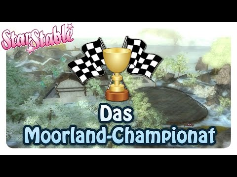 Star Stable - Rennen: Das Moorland-Championat [GERMAN/DEUTSCH]