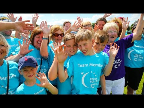 Cancer Research UK's Relay For Life Team Video
