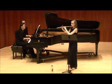 Samuel Zyman: Sonata No. 2 for Flute and Piano
