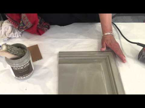 Carol Kemery Shows You How To Distress Your Furniture