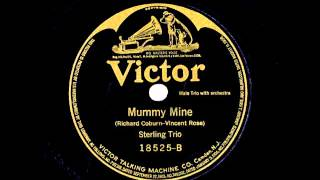 Mummy Mine - Sterling Trio