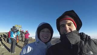 6 days Machame route Kilimanjaro climb with Barafu Tours and Safaris