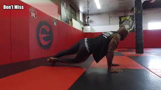 MMA Bodyweight Workout (The Most Powerful Workout On The Planet) Video