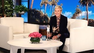 Ellen Has the First Look at Barbie's New 'Fifty Shades of Grey' Dolls