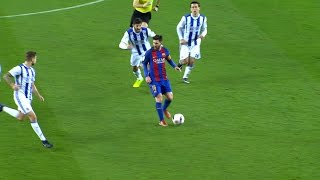 Lionel Messi vs Real Sociedad Home 26012017 HD 1080i by SH10