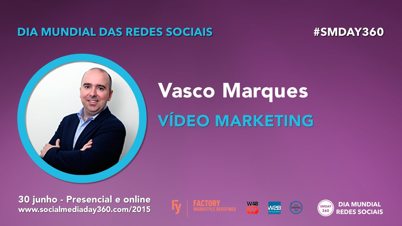Youtube marketing vasco marques facebook