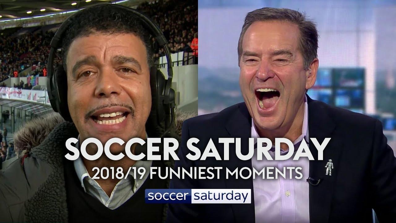 Best of Soccer Saturday | End of Season Funnies 2018/19