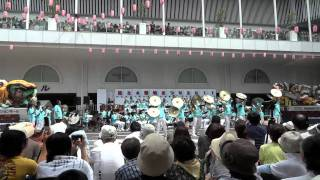 2011年第34回柏まつり市立柏高校 吹SODA楽部110724.mp4