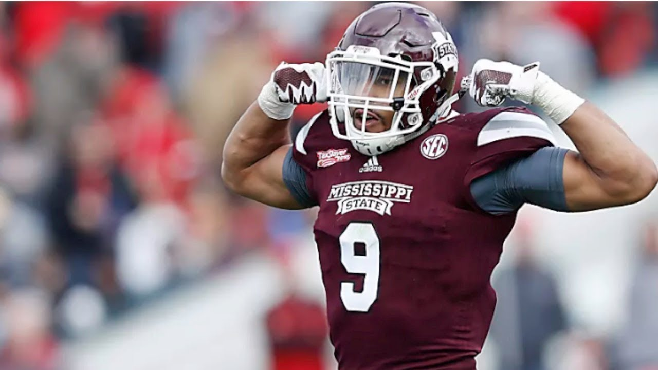 Image result for montez sweat mississippi state