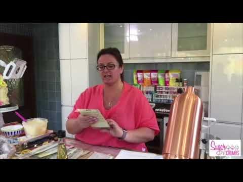 Eggless Cake and Vegan Cupcakes - Carol - Facebook Live