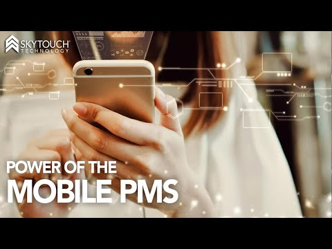 WEBINAR: The Power of the Mobile PMS