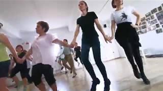 Cursuri dans popular - dansuri machedonesti - Scoala In Pasi de Dans