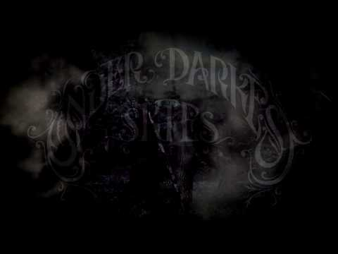 Under Darkest Skies - The Obscene Shape of Shadows OFFICIAL LYRIC VIDEO feat. Steve Wolter