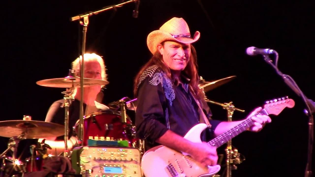 """""""Green Grass & High Tides"""" The Outlaws live in Asheville NC on New Years Eve 12/31/15 Part 6 ..."""