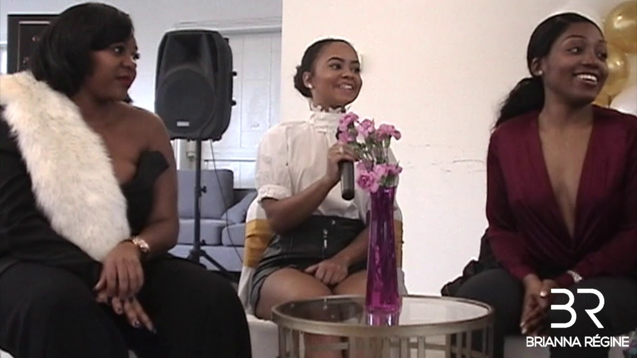 How To Start...| The Mind Slay Panel | Moving On Your Visions Power Brunch | NYC