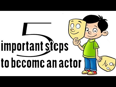 |BECOME A FILM ACTOR| : STEP-BY-STEP CAREER GUIDE