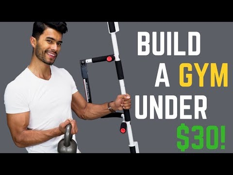 The BEST At-Home Gym Equipment (Under $30) | Giveaway Winner
