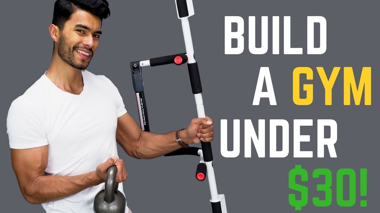 The best at home gym equipment under giveaway winner youtube