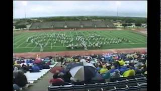 Georgetown HS Band - Duncanville Marching Contest - 10/30/1999