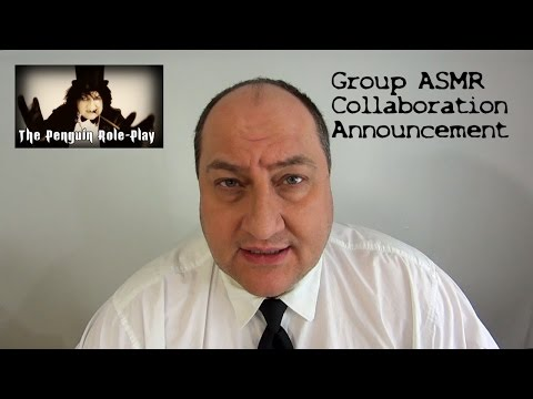 ASMR Group Collaboration Announcement