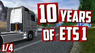 10th anniversary of Euro Truck Simulator 1.00 | Gameplay | Part 1/4
