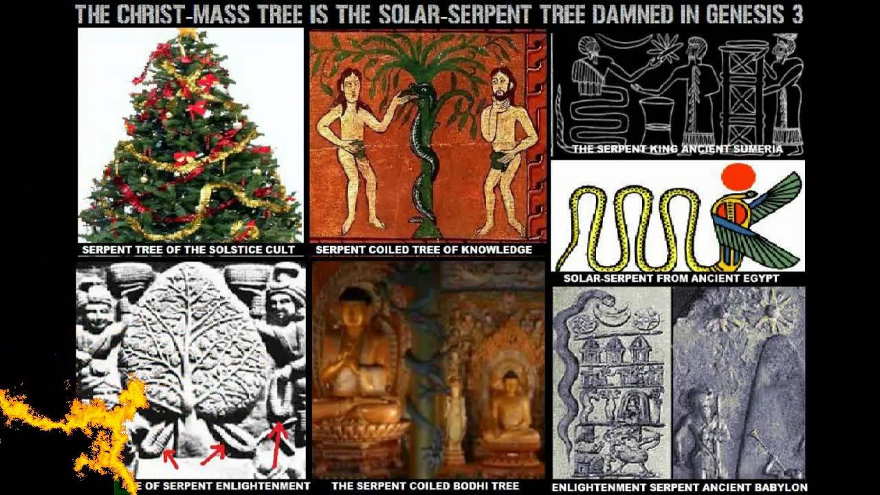 JEREMIAH 10 - Condemns Your Tree Ritual - YouTube