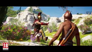 Assassin's Creed Odyssey Revealed - Ancient Greece with myths and legends