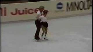 Torvill and Dean 1983 Rock n Roll OSP