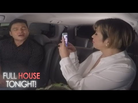 Full House Tonight: Regine Velasquez nakipag-carpool kay Gabby Concepcion
