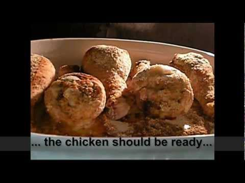 How to make: Home-Made ** SHAKE & BAKE ** Mix... (Oven Baked Chicken Legs = start to finish)