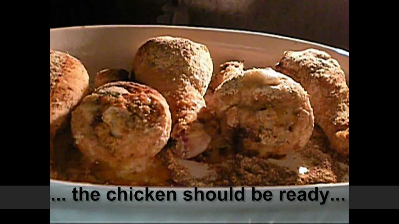 How To Make: Homemade ** Shake & Bake ** Mix (oven Baked Chicken Legs =  Start To Finish)